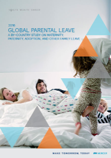 Adoption leave trends Global parental leave report